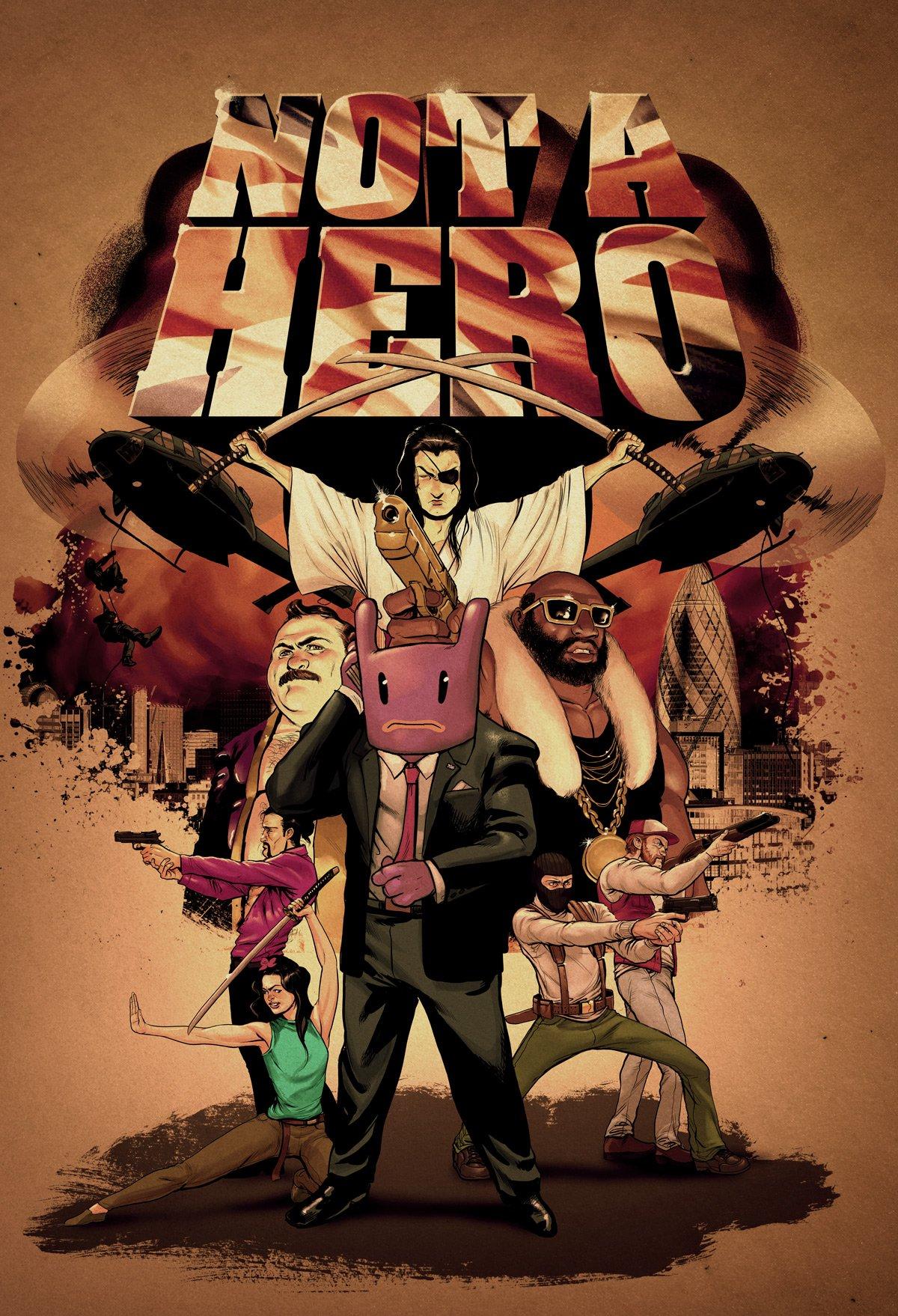 Рецензия на Not a Hero (видео+текст). - Изображение 1