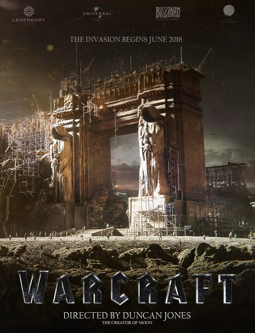 Скрины и фанатские арты к фильму WarCraft. - Изображение 1