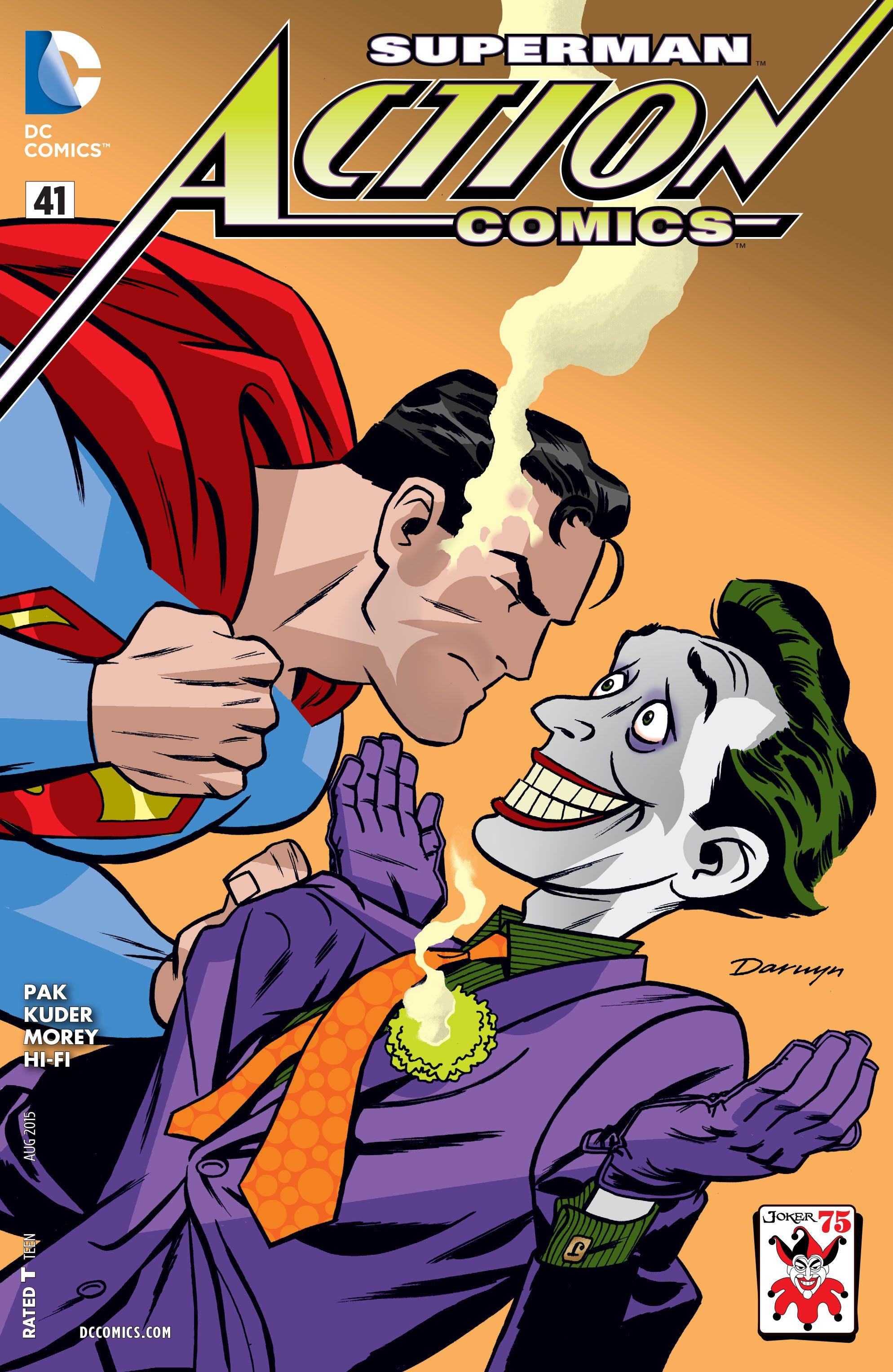 JOKER 75 обложки от DC.. - Изображение 2