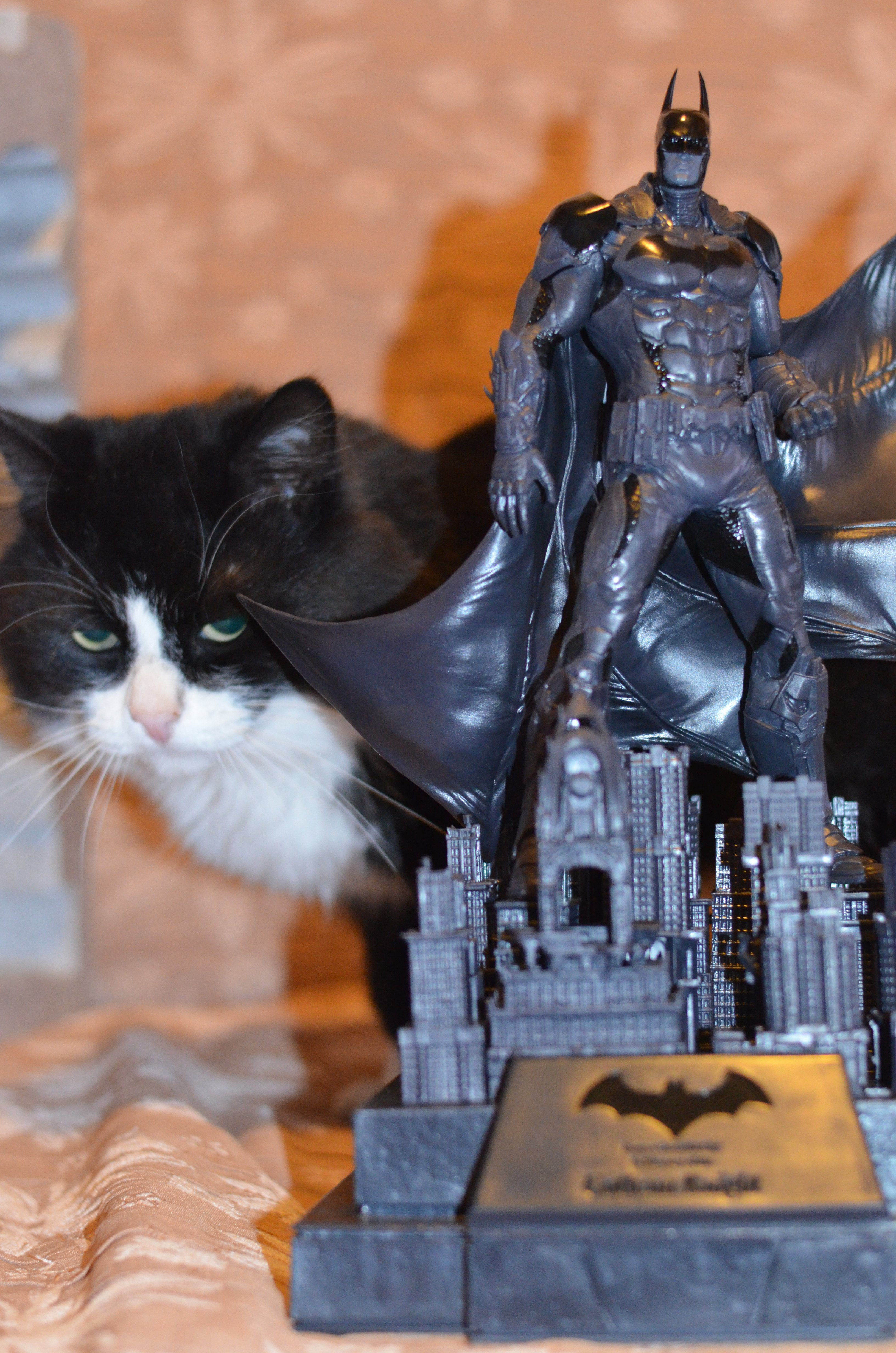 Анбоксинг Batman Arkham Knight limited edition (PS4). - Изображение 37