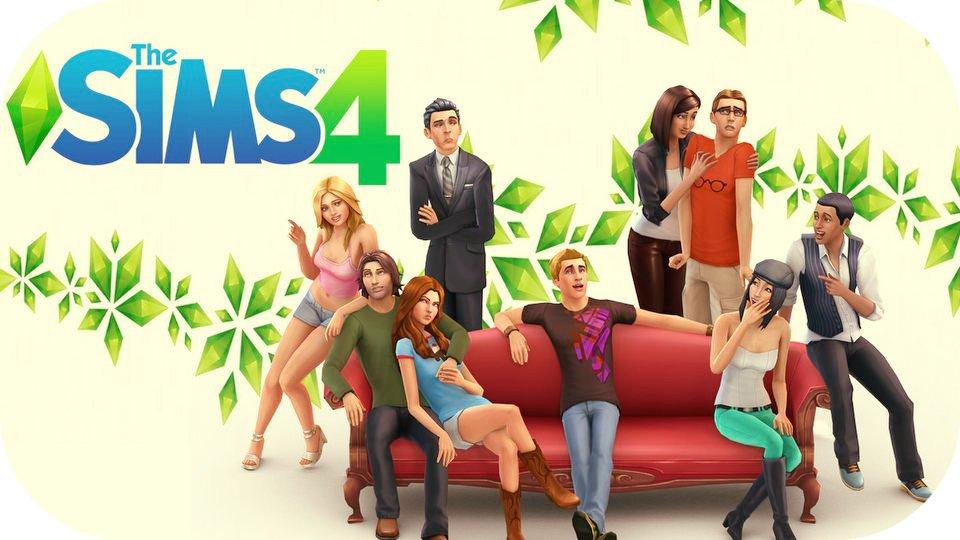 The Sims 4 Создания персонажа #1. - Изображение 1