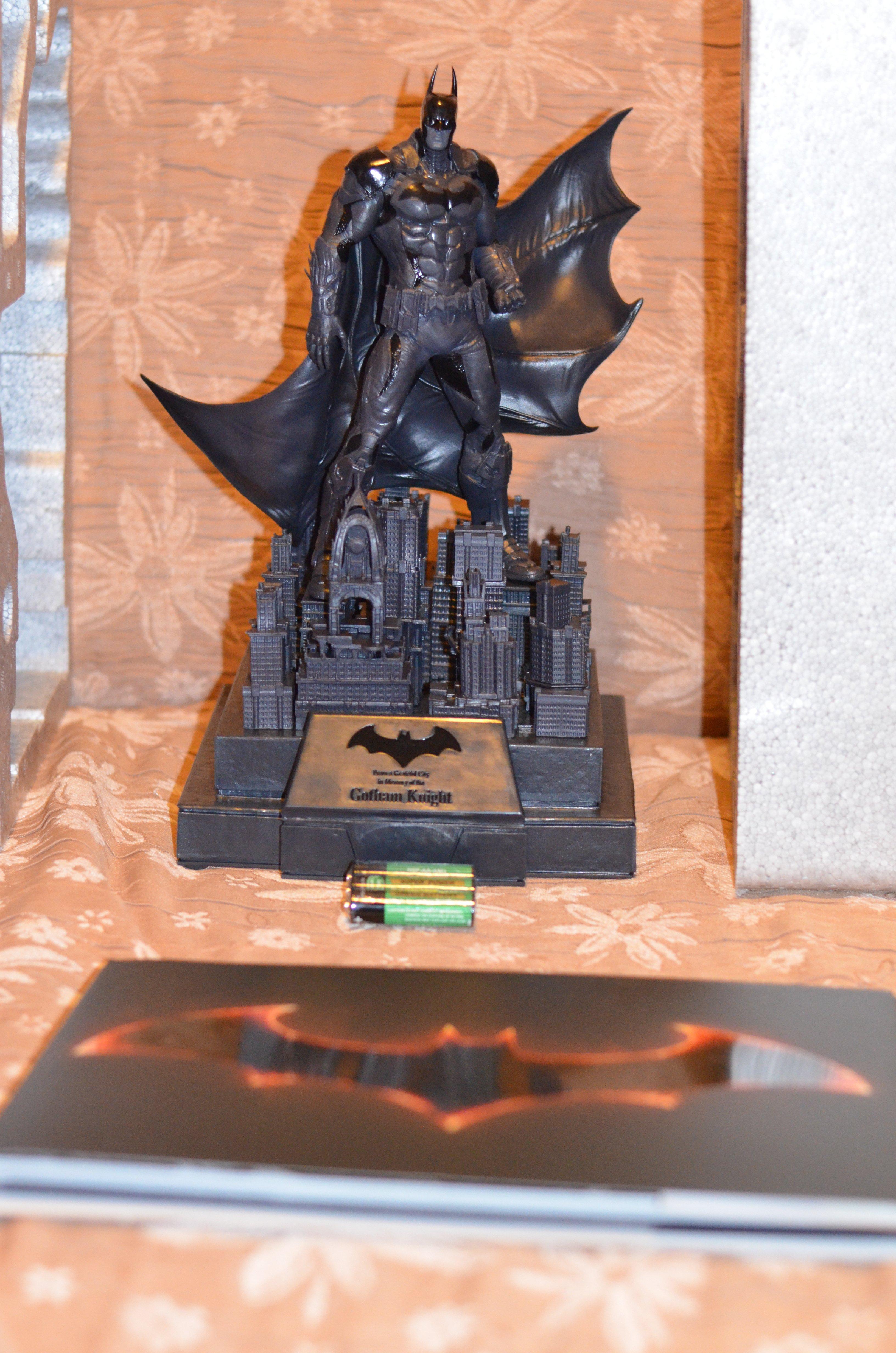 Анбоксинг Batman Arkham Knight limited edition (PS4). - Изображение 25