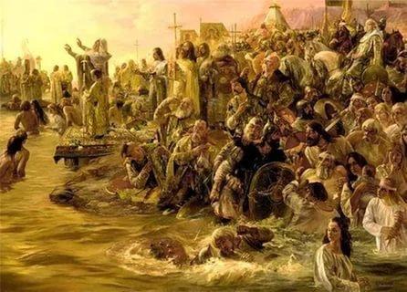 С крещением Руси-матушки. - Изображение 1