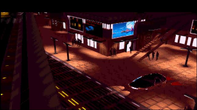 Syndicate (1993)-киберпанк  чистейшей воды, без   примесей. - Изображение 3