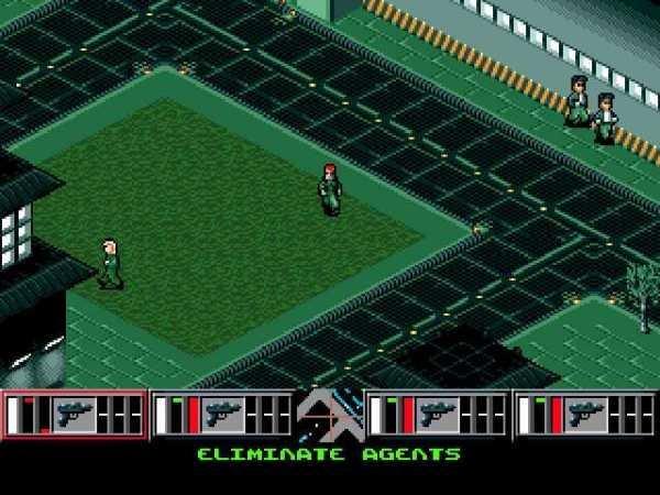 Syndicate (1993)-киберпанк  чистейшей воды, без   примесей. - Изображение 7