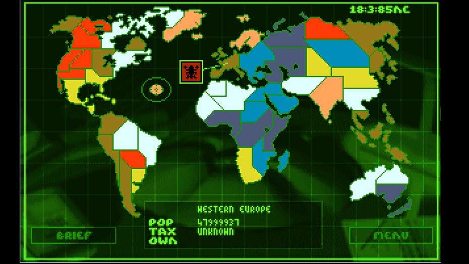 Syndicate (1993)-киберпанк  чистейшей воды, без   примесей. - Изображение 4