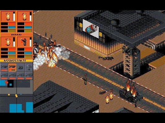 Syndicate (1993)-киберпанк  чистейшей воды, без   примесей. - Изображение 6