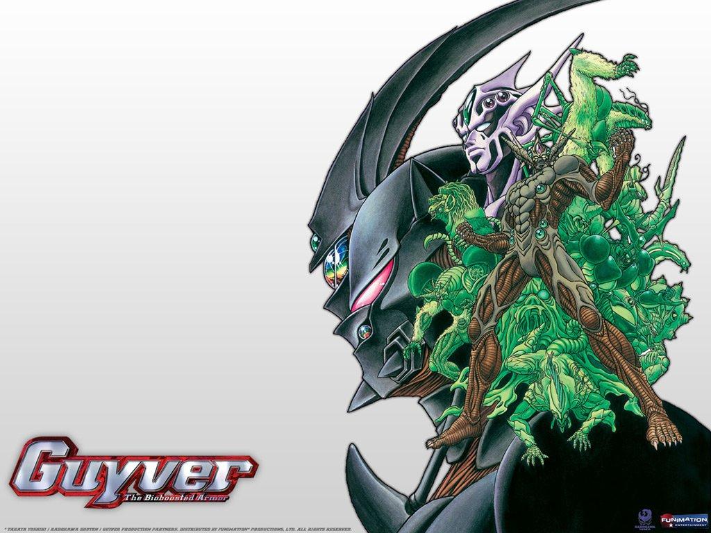 Guyver: The Bioboosted Armor. Часть 1.. - Изображение 1