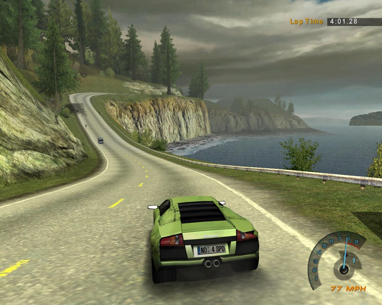 История в картинках (Need for Speed). - Изображение 8