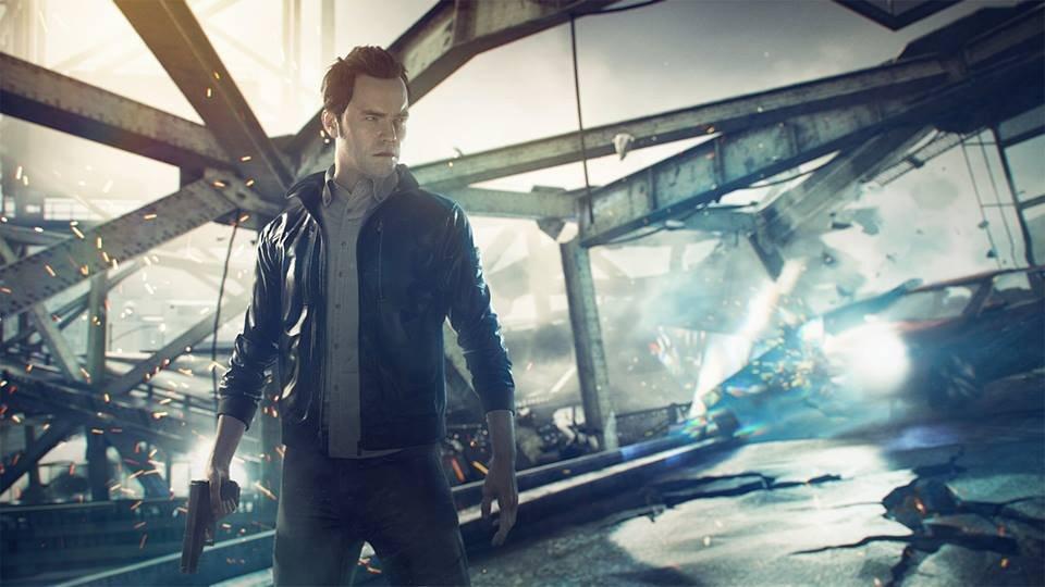 "Quantum Break - это днище индустрии (+дис на ""Не занесли""). - Изображение 1"