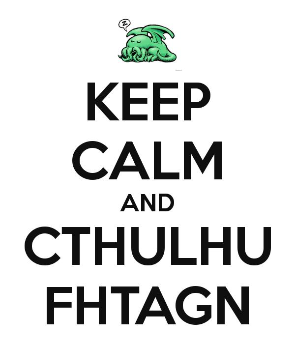 I voted for Cthulhu!. - Изображение 1