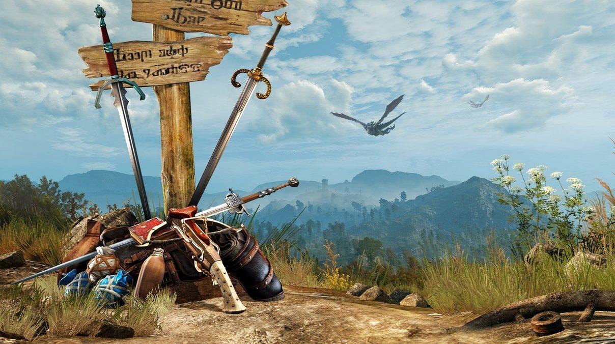 "The Witcher 3: Wild Hunt. Бесплатное DLC 16.  NEW GAME +   Вышло последнее бесплатное DLC под названием ""Новая игра  .... - Изображение 2"