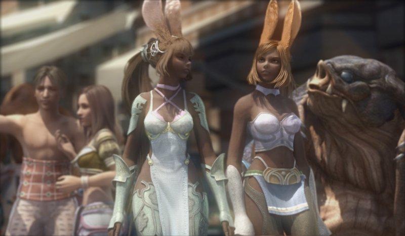 Final Fantasy XII HD Remake . - Изображение 1