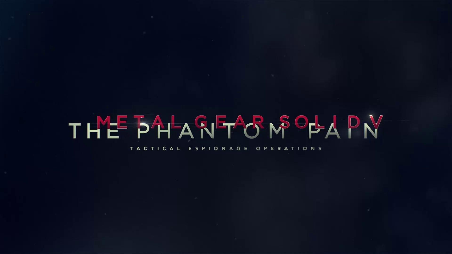 Еще оценки MGSV:  Phantom Pain. - Изображение 1