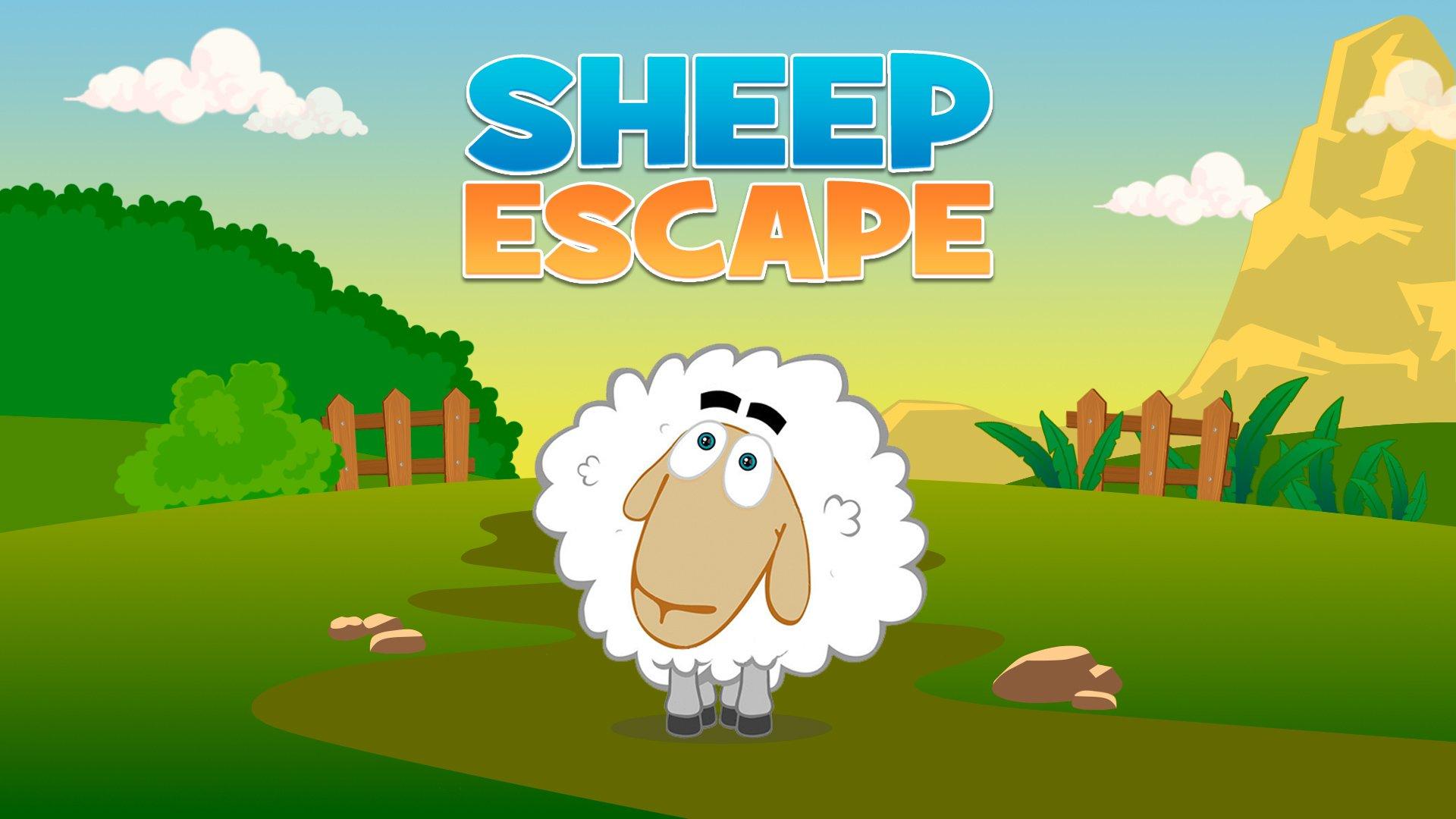 Sheep Escape - пазл-платформер с забавным персонажем. - Изображение 1