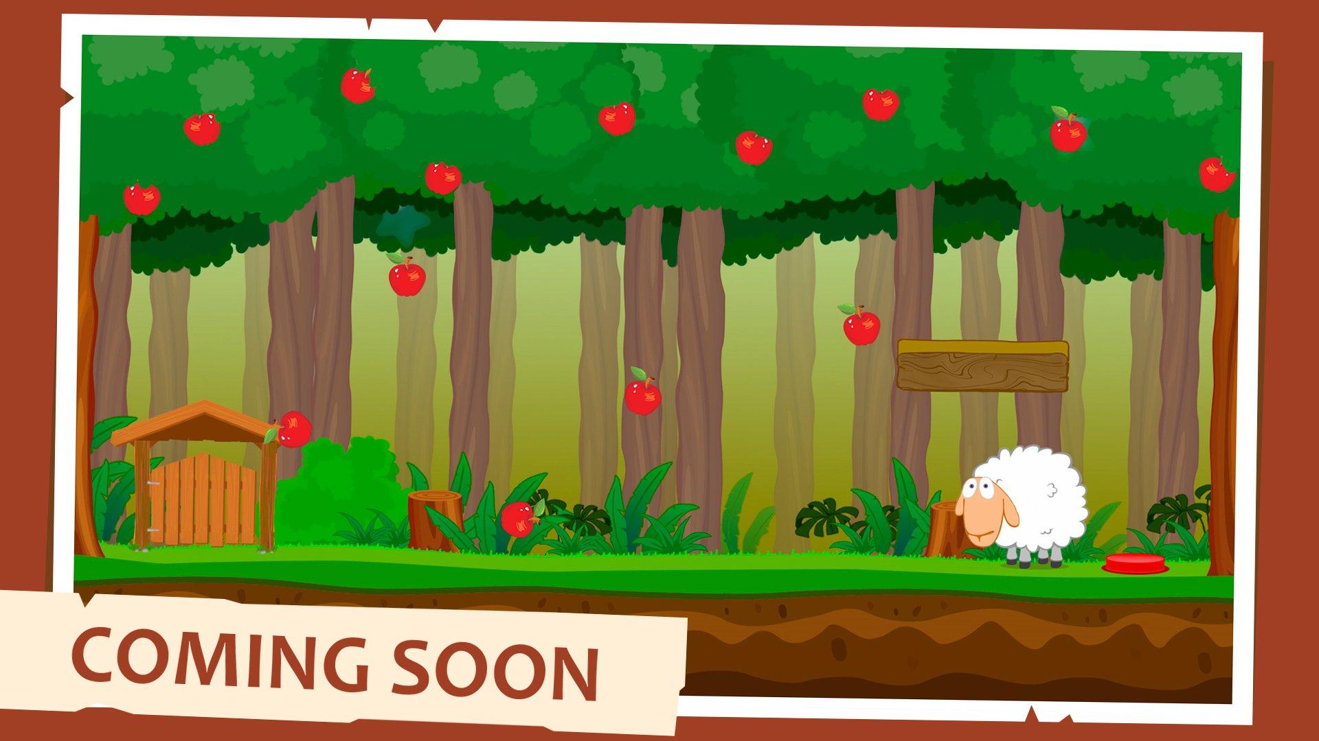 Sheep Escape - пазл-платформер с забавным персонажем. - Изображение 4