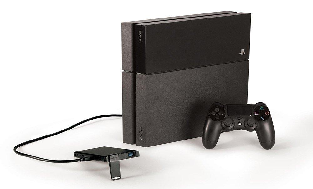 Мобильный проектор для PlayStation 4.. - Изображение 1