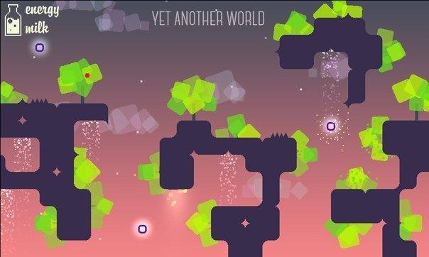 Yet Another World   хардкор платформер   Steam Greenlight. - Изображение 1