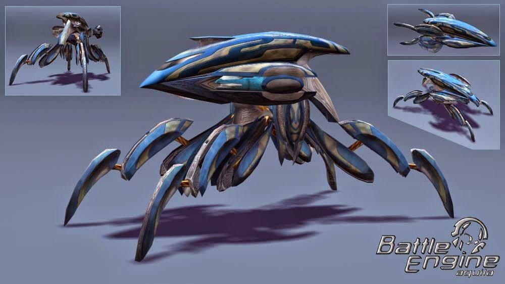 Незаслуженно забытая Battle Engine Aquila. - Изображение 1