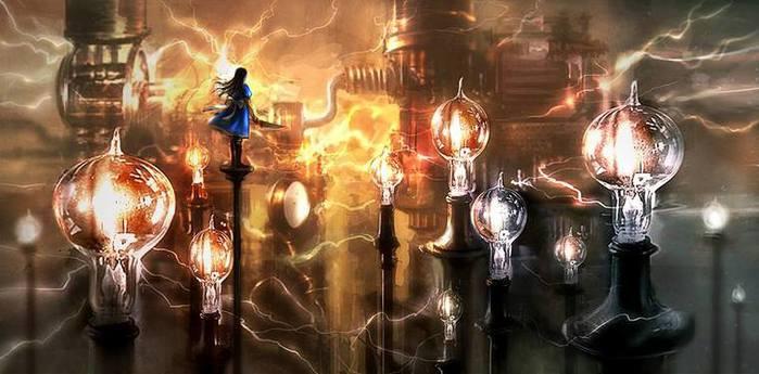 American McGee за создание Alice: Otherlands. - Изображение 3