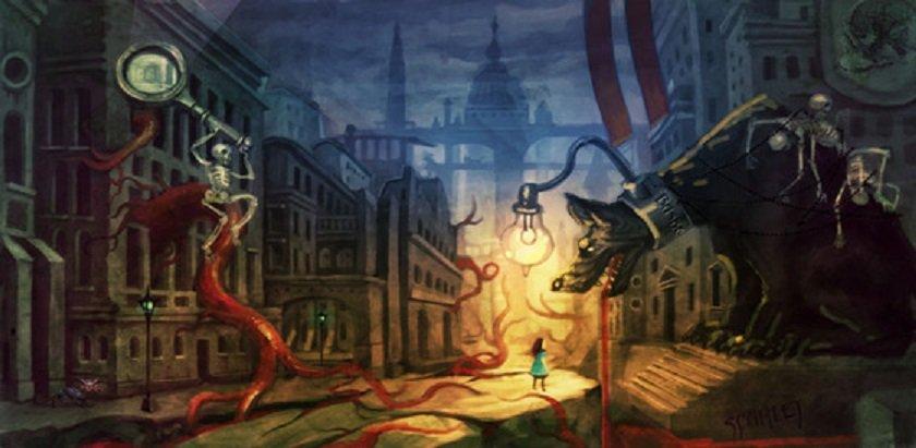 American McGee за создание Alice: Otherlands. - Изображение 5