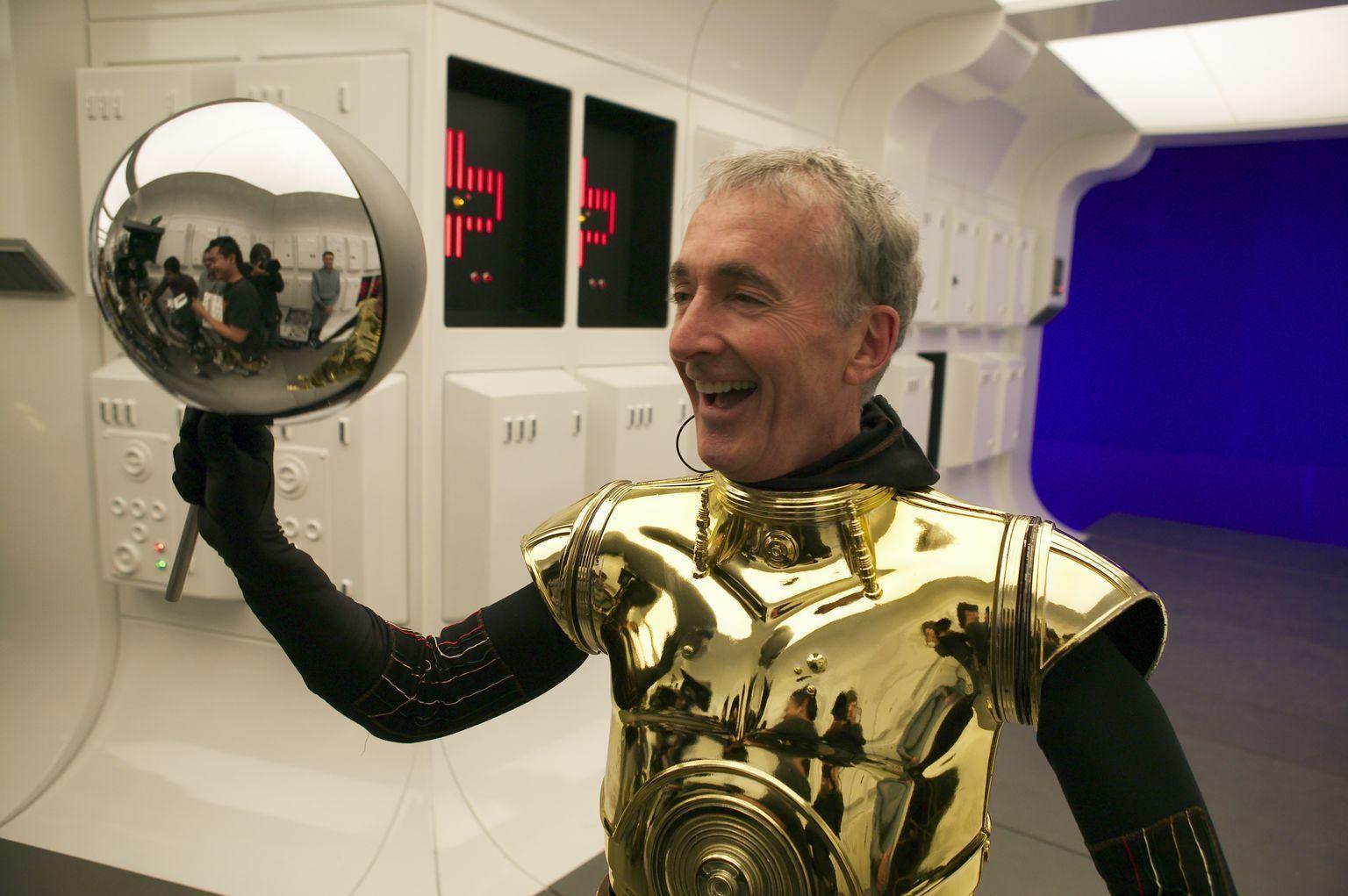 C-3PO приедет на Comic Con Russia. - Изображение 1
