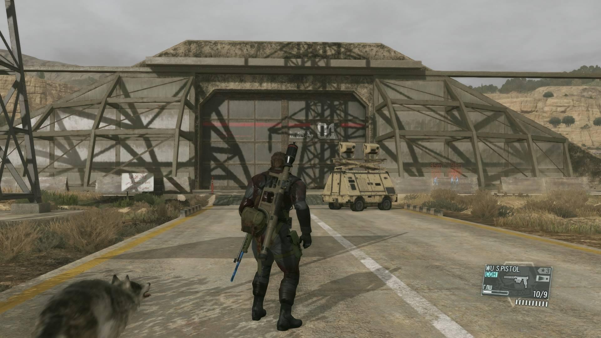 MGSV, как проникнуть в этот бункер?. - Изображение 2