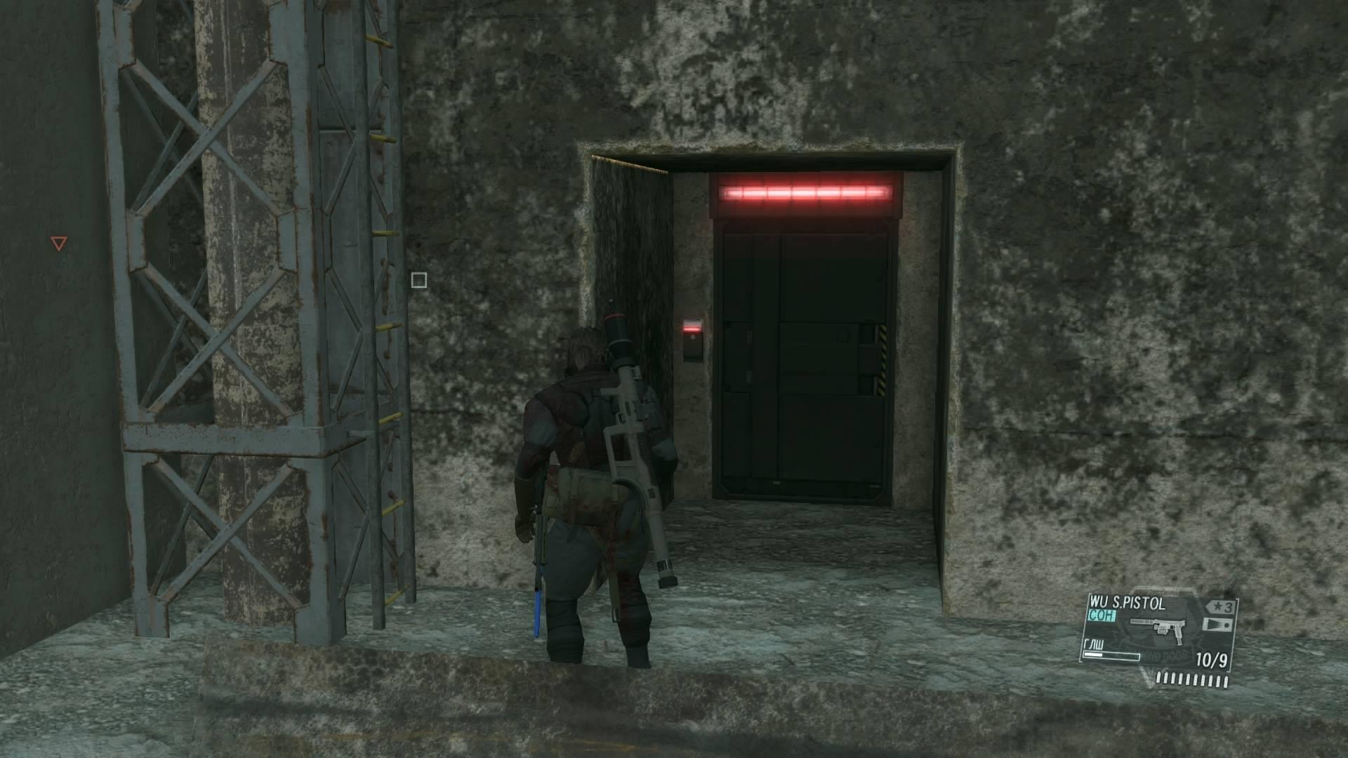 MGSV, как проникнуть в этот бункер?. - Изображение 5