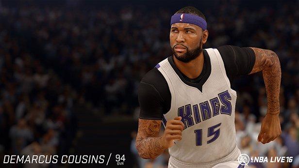 Модели игроков в NBA Live 16 и NBA 2K16 и мой опыт в баскетбольных симуляторах. - Изображение 5