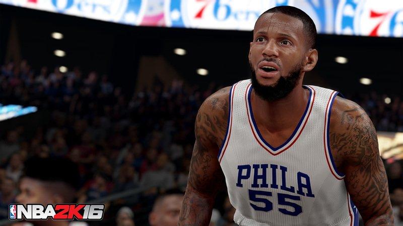 Модели игроков в NBA Live 16 и NBA 2K16 и мой опыт в баскетбольных симуляторах. - Изображение 2