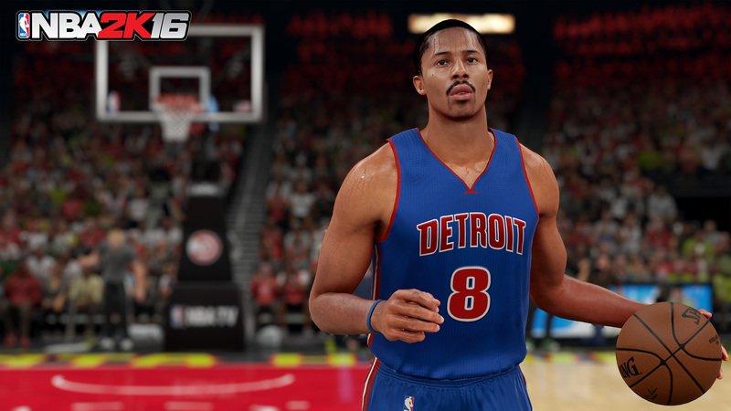 Модели игроков в NBA Live 16 и NBA 2K16 и мой опыт в баскетбольных симуляторах. - Изображение 1