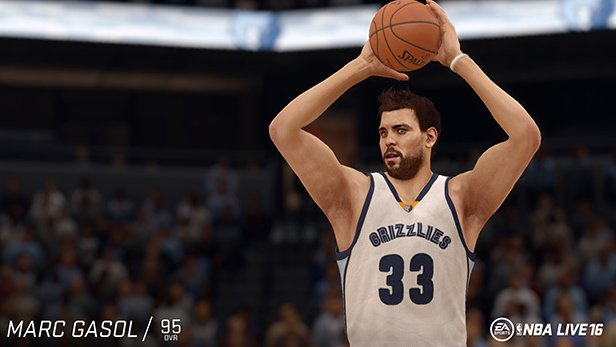 Модели игроков в NBA Live 16 и NBA 2K16 и мой опыт в баскетбольных симуляторах. - Изображение 4