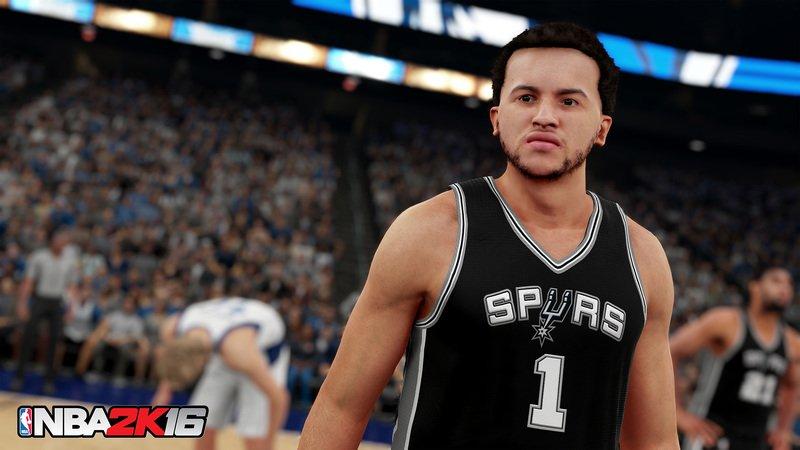 Модели игроков в NBA Live 16 и NBA 2K16 и мой опыт в баскетбольных симуляторах. - Изображение 3