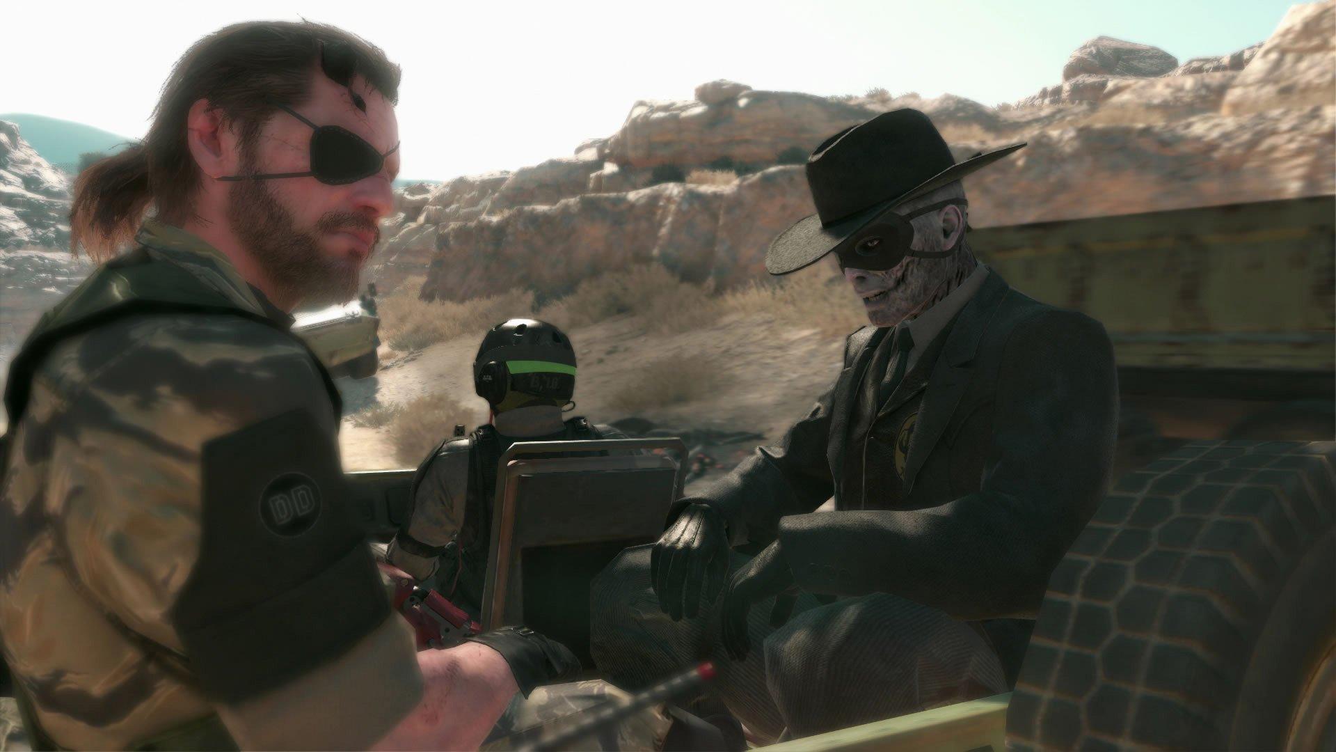 [дополнено] Кто убил Metal Gear Solid V? (спойлеры). - Изображение 2