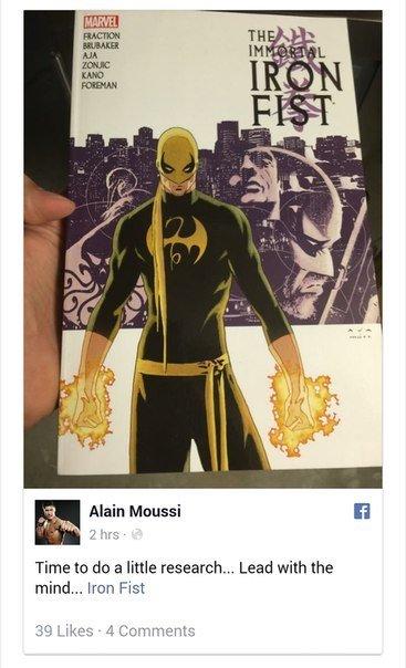 Ален Мусси, будет ли он Железным кулаком?. - Изображение 2