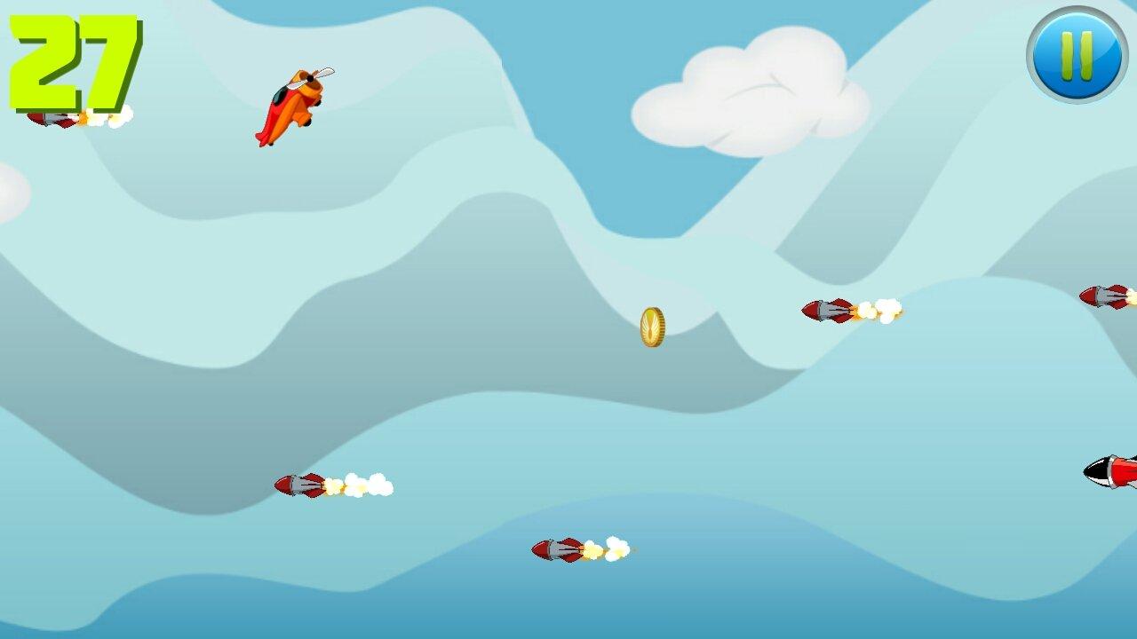Plane Angle игра для android. - Изображение 4