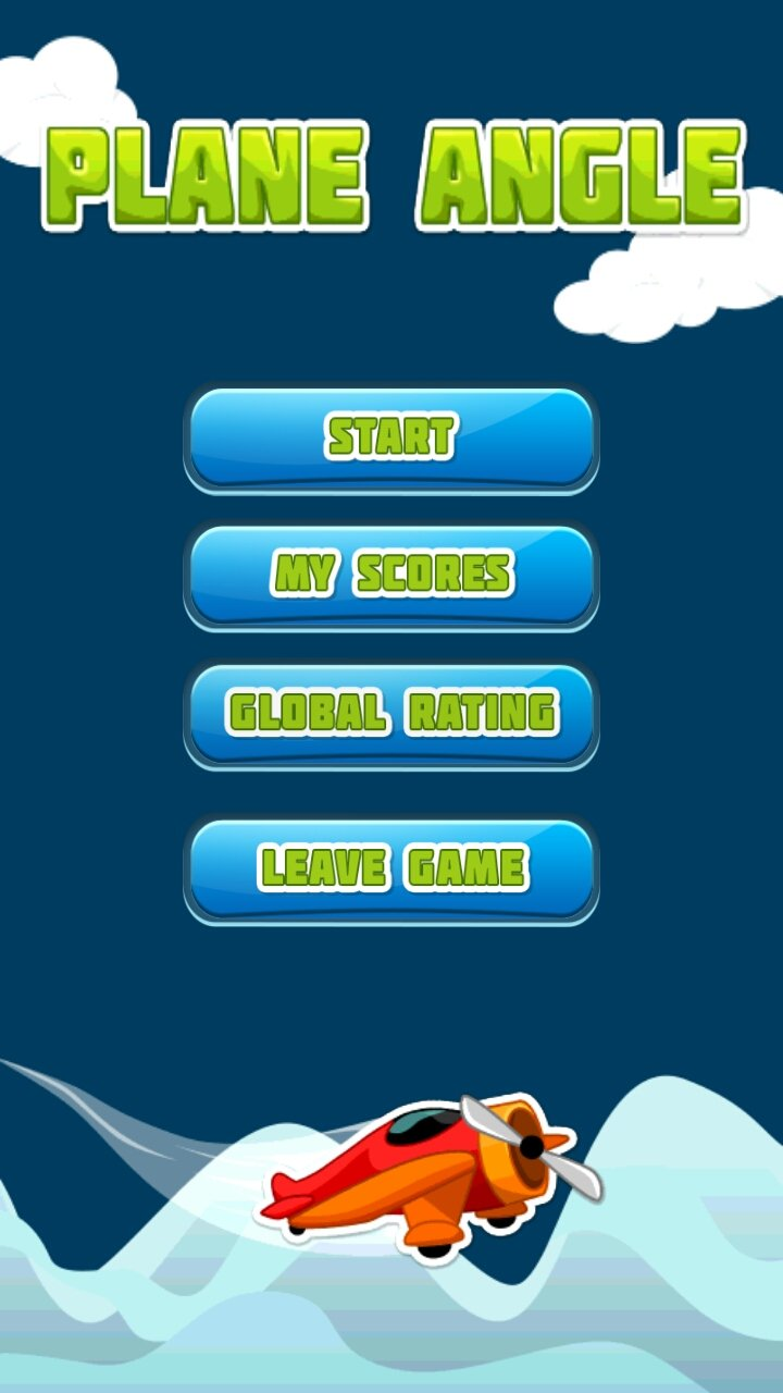 Plane Angle игра для android. - Изображение 3