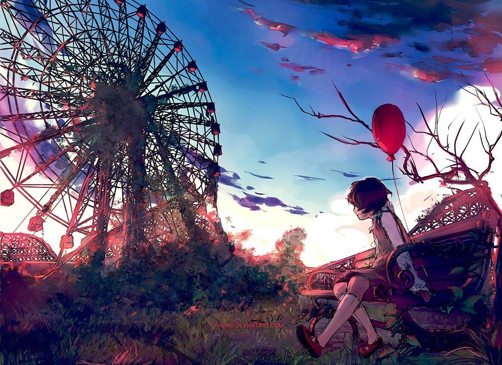 Art Yuumei и ее легкий сюрреализм. - Изображение 16