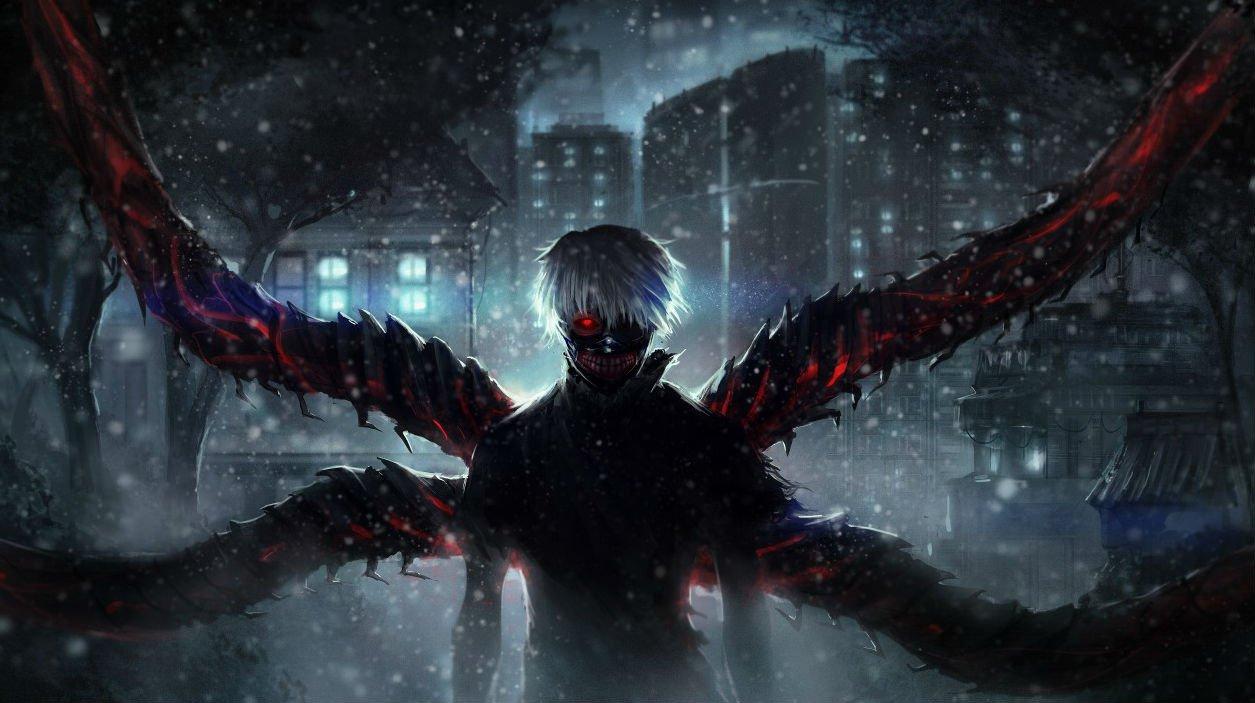 Аниме «Токийский Гуль». Можно ли победить зло, не являясь ...