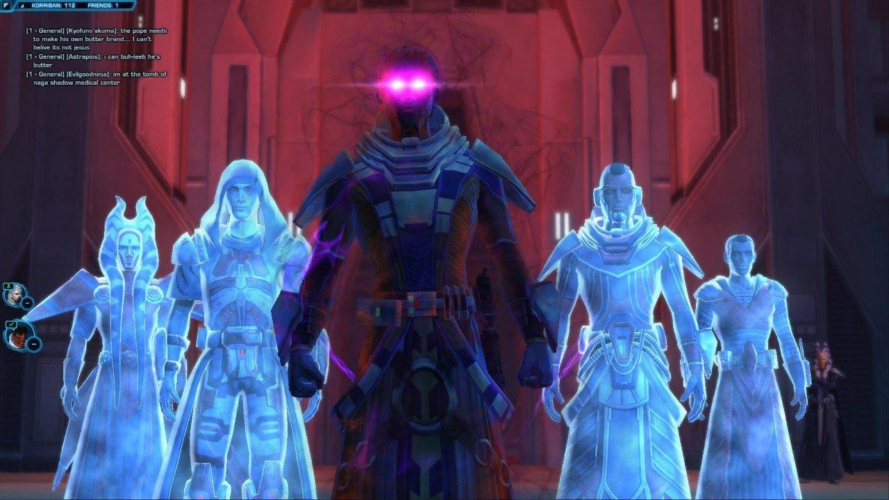 Star Wars - Knights of the Fallen Empire. - Изображение 3