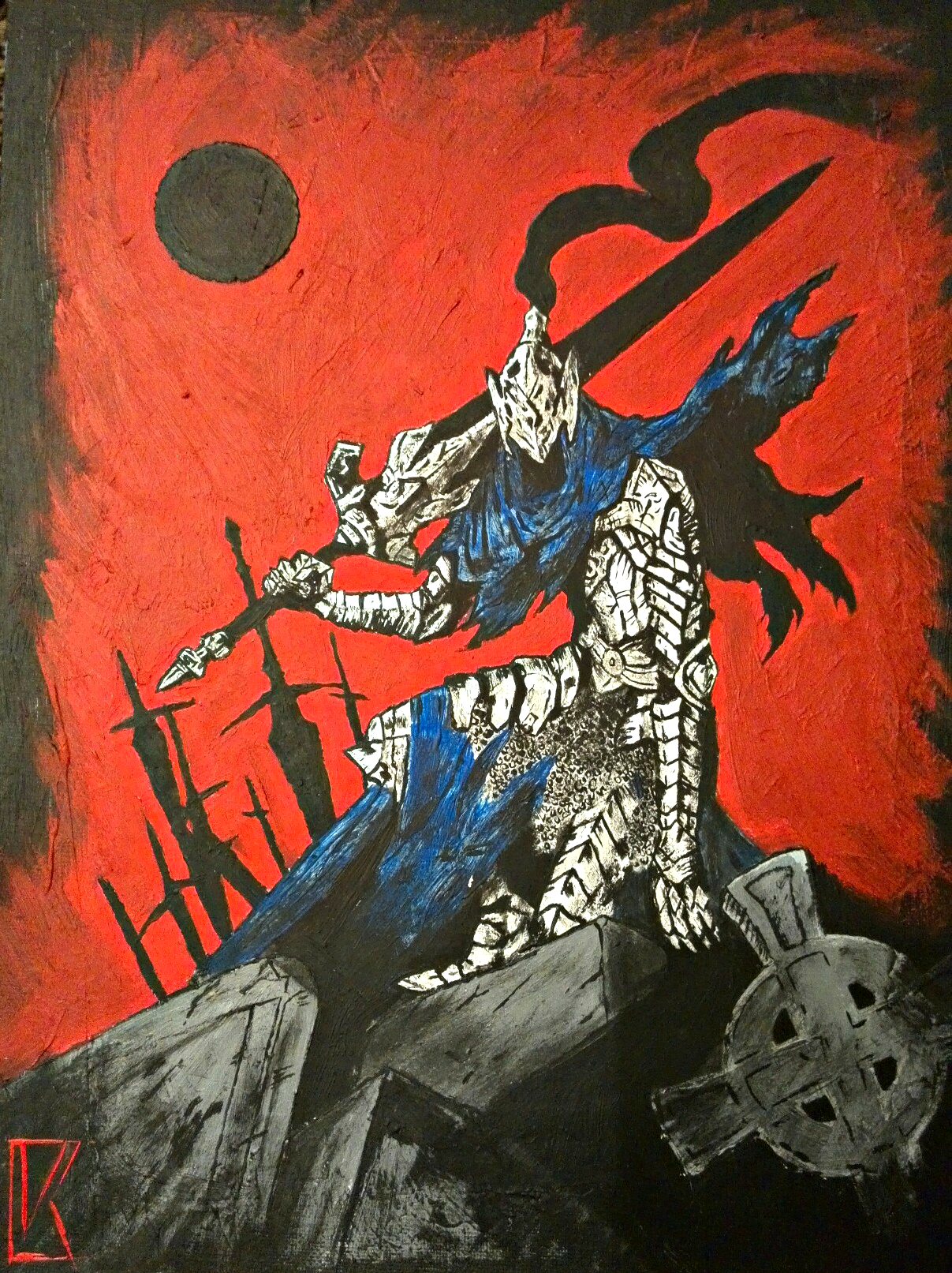 ART - Artorias the Abysswalker. - Изображение 1
