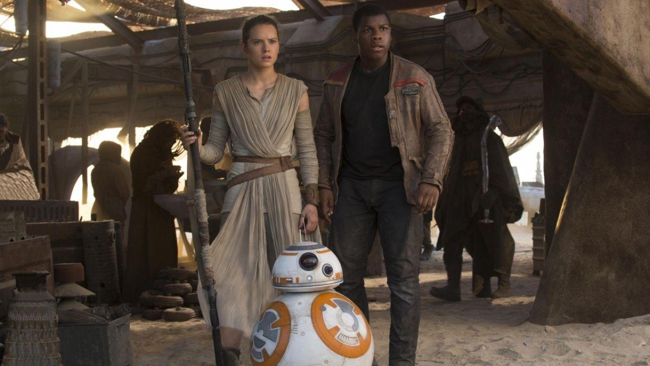 """Это было звездато. Рецензия на """"Звёздные войны: Пробуждение силы"""". - Изображение 9"""