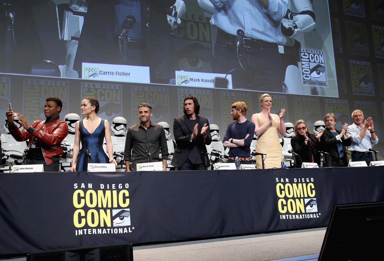 """Это было звездато. Рецензия на """"Звёздные войны: Пробуждение силы"""". - Изображение 14"""