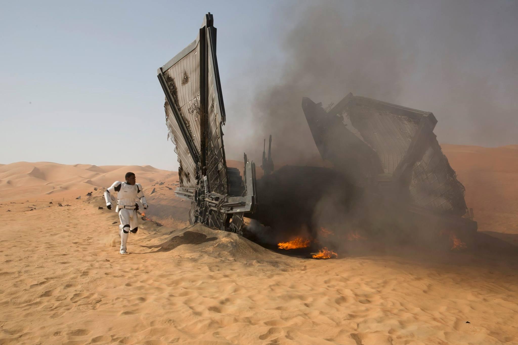 """Это было звездато. Рецензия на """"Звёздные войны: Пробуждение силы"""". - Изображение 11"""
