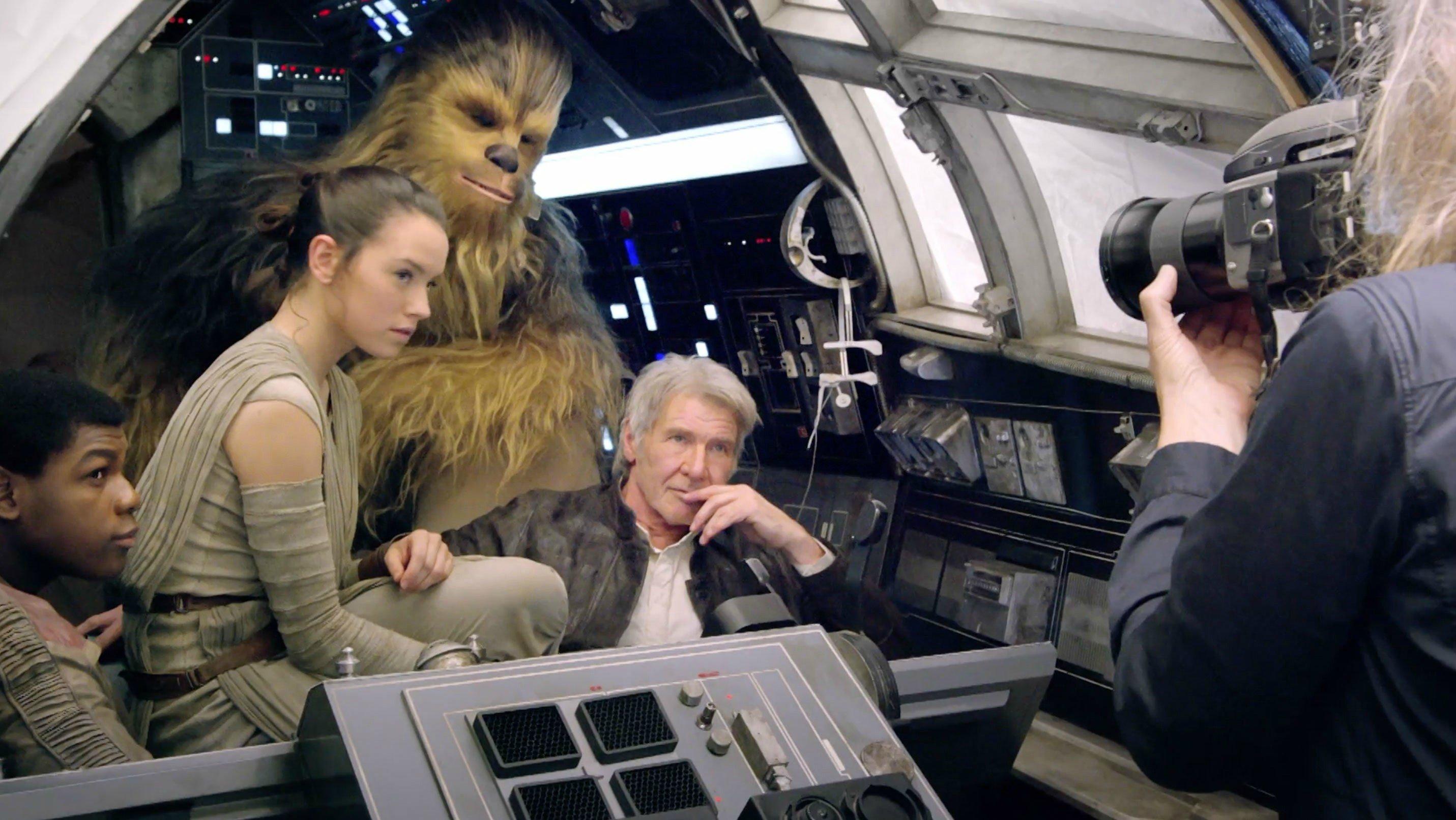 """Это было звездато. Рецензия на """"Звёздные войны: Пробуждение силы"""". - Изображение 4"""