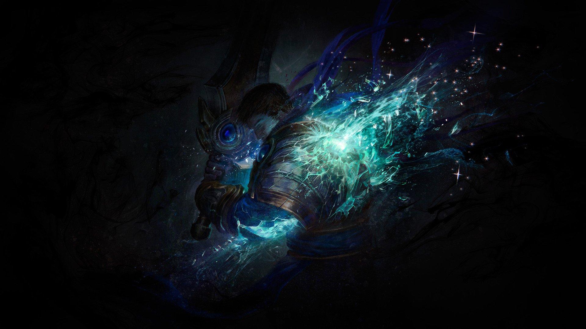 Арт к пререлизу нового героя в League of Legends.. - Изображение 2
