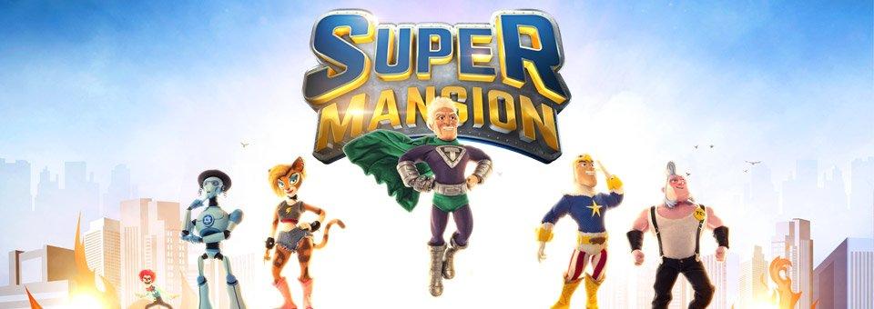 Незаметно вышел первый сезон SuperMansion. - Изображение 1