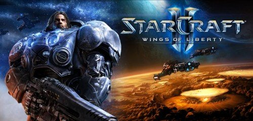 """Star Craft II: Wings of Liberty"" 
