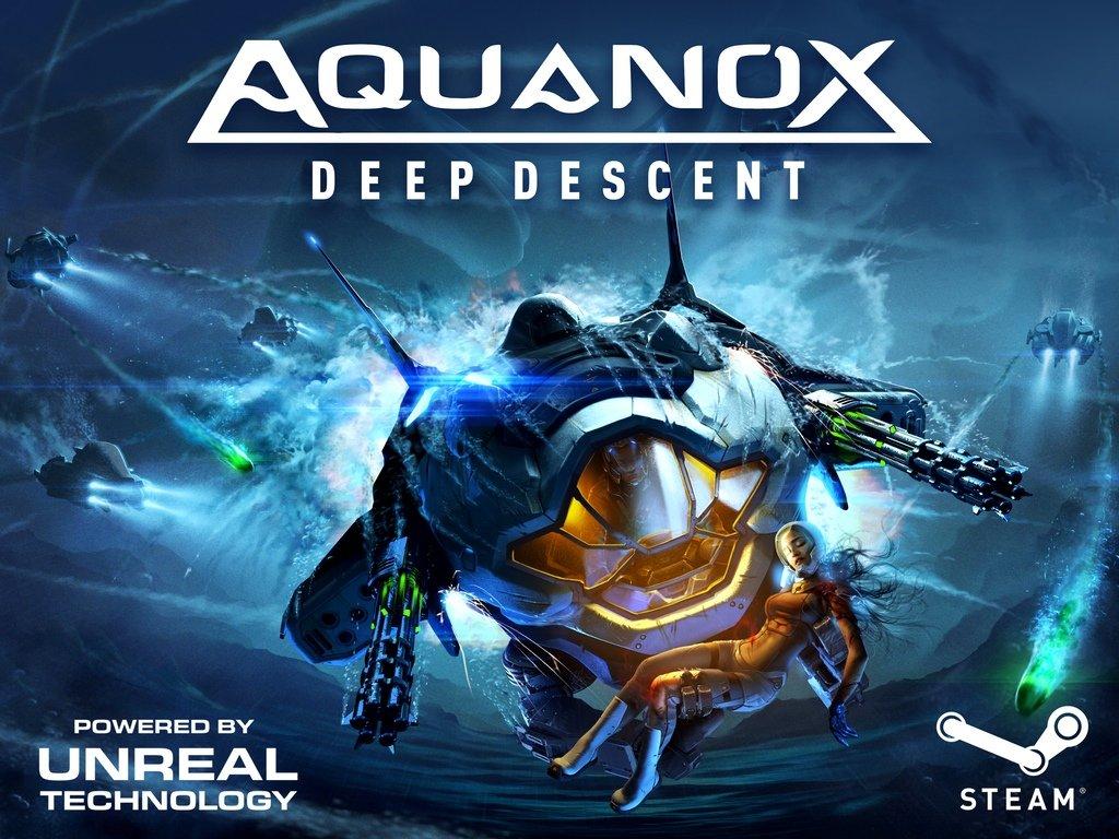 Aquanox: Deep Descent - что известно?. - Изображение 1
