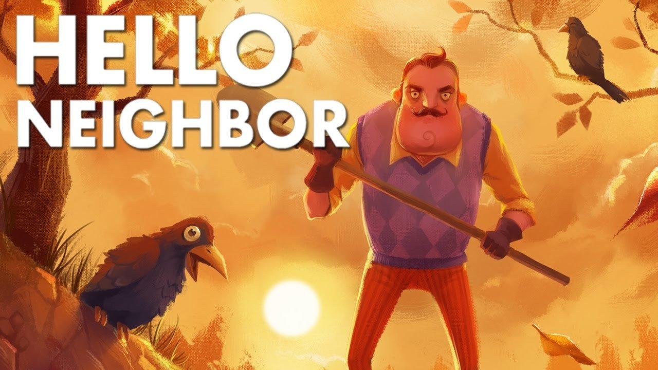 Hello Neighbor. Милота и ужас pre-alpha версии. - Изображение 1